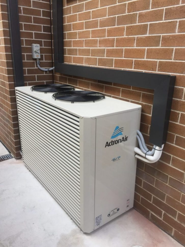 Actron Ducted Air Conditioning Installation